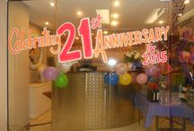 Roseys 21st Anniversary Party