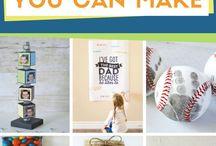 *Daddy's Day*  (diy, crafts, gift ideas)