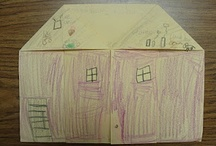 kindergarten--houses and homes study