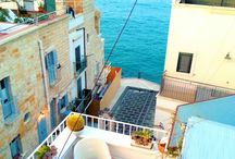 Accomodation in Polignano a Mare / Where to sleep or relax in the wonderful Polignano a Mare