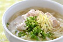 夕飯レシピ 麺