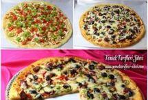 pizza tariflerı