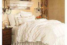 Bedroom Spaces / by Shannon Bogan