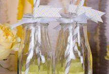 Glass Bottles / by Isabella Becker