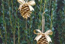 Christmas decorations / Handmade Christmas ornaments