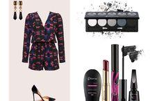 Inspiraţie / Vestimentaţie şi make-up ;)