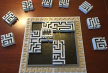 A LEGO game