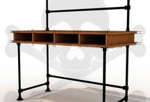 A Desk/Dresser