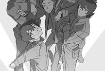 The paladnis of voltron