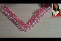 scarpe donna perle