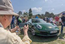 Porsche 911 un millón en la Monterey Car Week / El Porsche 911 un millón no se quiso perder la Monterey Car Week.