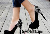 platform ayakkabi modelleri