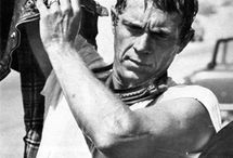 steve mcqueen •••   • / Steven McQueen.  Icon and hero.