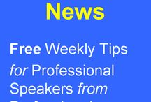 Professional Speaker Resources