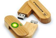 USB TWIST MADERA