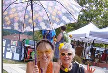 Organicfest / Asheville's awesome Organicfest celebration held each September in honor of National Organic Month with a mission to celebrate and promote the goodness of organics and sustainable living for all!