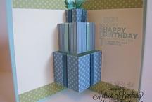 Stampin' Up! - Birthday