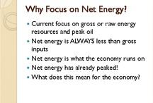 EROEI / Energy Return on Energy Invested