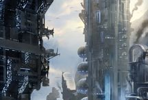 Cities, Landscapes and Scenery