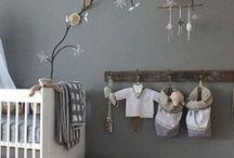 Babykamer / Leuke inspiratie voor de babykamer