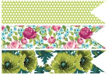 Washi-by / Washi ideas