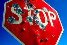 Gun Violence: Do Something. / Spreading the word about reducing the number of illegal guns and gun violence in the United States.