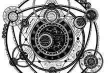 Occult-sacred geometry