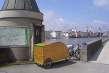 sykkel camping
