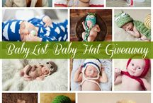 BabyList Baby Hat Giveaway / You know what's cute? A baby. You know what is even cuter? A baby in a hat! Head over to our blog for all the details of our Pin-it-to-Win-it Baby Hat Giveaway! http://blog.babyli.st/baby-hat-giveaway/ / by BabyList Baby Registry