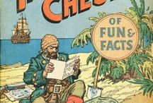 Pirates -- Comics / by GCD Grand Comics Database