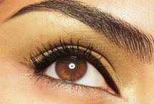 Wenkbrauwen/Eyebrows / Alle vormen en maten.
