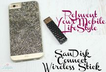 SanDisk Wireless Stick / Reinvent Your Mobile Lifestyle with the SanDisk Wireless Stick + Get 30% Off!