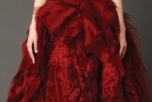 Nata's wedding dress ideas