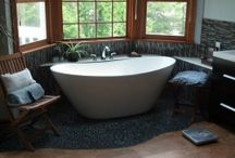 Bathroom Design / Sharing what inspires our bathroom design.