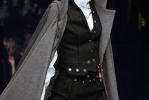 Plášť jako součást módy