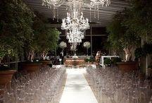 Luxury Weddings / Inspiración de las bodas más celebres y costosas del mundo para que tu boda sea magnifica.