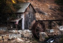 Old Mills / by Sharka