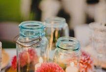 Idées déco tables mariage