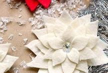 Christmas season crafts