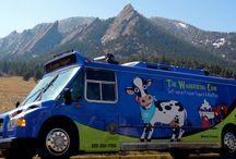 Boulder Food Trucks / Delicious Boulder Food on Wheels! / by BEST WESTERN PLUS Boulder Inn