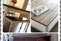Farmhouse Style Decor / Beautiful farmhouse styled decor for the home and garden. Fixer upper worthy!