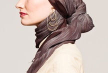 MuslimahLifeStyle : Scarf Styles