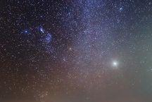 ・Milky way・