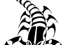 Skorpiontattoos