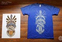 Geek & Co / Good Geek illustration , make it a t-shirt.
