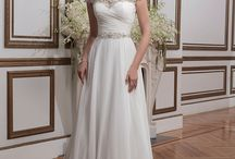 Brautkleider 2016 / Die schönsten Brautkleid-Kreationen für 2016