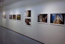 """Exposición """"Luz de Bronzo"""" /  Las obras de la muestra son fruto de una relación de tiempo entre Raúl Santana y Conccetta Rizza y el taller Bronzo, que ha cuajado en este proyecto expositivo."""