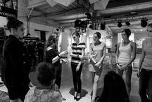 J.V. Fashion Show & Backstage