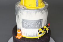 Construction Birthday Party / Construction Birthday Party Ideas | Construction Birthday Decorations | Construction Birthday Supplies | Construction Birthday Food