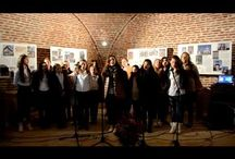 18-12-2015 Spectacol de iarnă şi colinde la Palatul Brancovenesc Potlogi / Cântece de iarnă şi colinde.